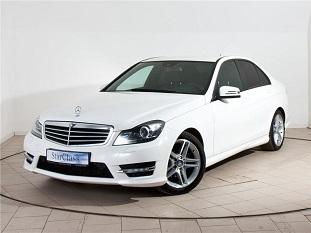 C160 от Mercedes-Benz
