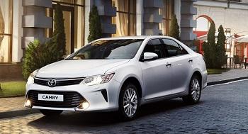 В России продано 300 000 седанов Toyota Camry