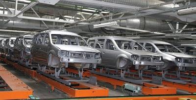 Комплекс окраски АВТОВАЗа признан одним из лучших в Renault-Nissan