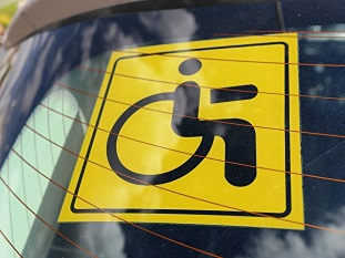 Автомобиль для инвалида