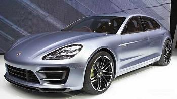 До конца 2016 года модель Порше Панамера будет представлена в кузове универсала