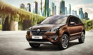 Новый Renault Koleos: первое официальное фото
