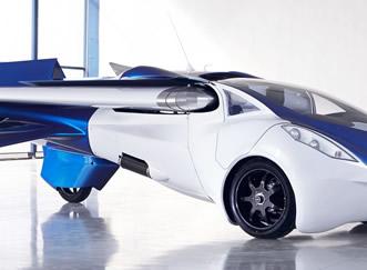 Летающий автомобиль Toyota: новые подробности