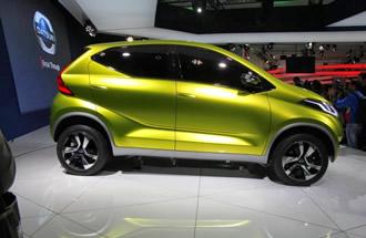 «Бюджетник» Datsun redi-GO доступен в версии Gold