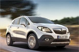 Opel из Белоруссии