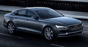 Флагманский седан Volvo S90 доберётся до России с опозданием