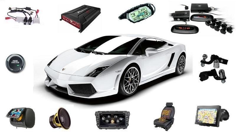 Установка дополнительного оборудования на авто